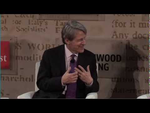 2013 Nobel Prize winner in Economics talks about bubble economy