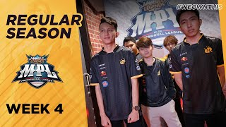 SETENGAH PERJALANAN | MPL SEASON 4 HIGHLIGHT