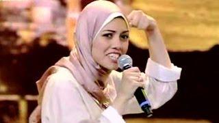 Mısır'ın ilk başörtülü rap şarkıcısı - BBC TÜRKÇE
