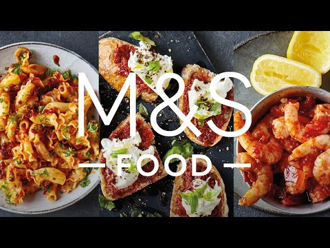 Chris' 3 ways with our next level-tasty 'Nduja paste    M&S FOOD