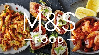 Chris&#39 3 ways with our next level-tasty &#39Nduja paste   M&ampS FOOD
