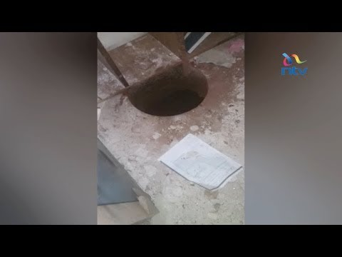 Ksh. 50 million stolen in Thika bank heist after thieves dug 35 metre long tunnel