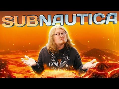 Subnautica #32 - LOST IN LAVA