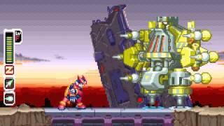 Mega Man Zero 2 - MegaMan Zero 2 Playthrough part 1 - User video