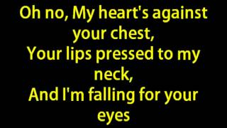 Ed Sheeran - Kiss Me (Karaoke) Lyrics On Screen