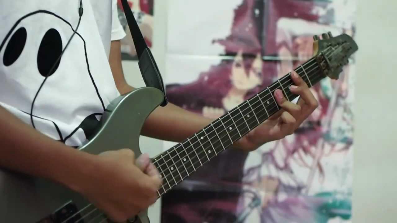 Irony Claris Guitar Cover Chords Chordify