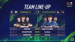 Seongnam FC vs FlashXGamesbond - Vòng Bảng Ngày 3 [EACC Spring 2019]
