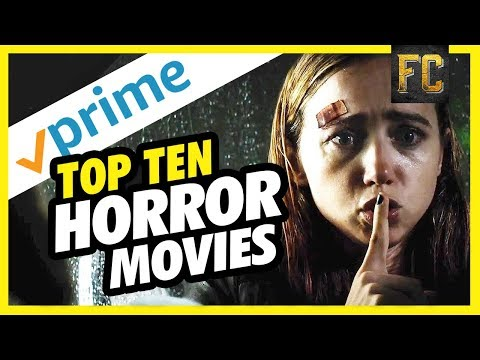 Best scary movies on amazon prime april