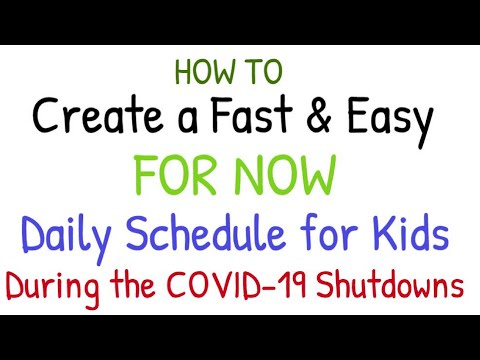 easy-daily-schedule-for-kids-during-covid-19-shutdowns-corona-virus-isolation-routine-for-children