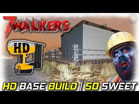 Down To The Wire | War Of The Walkers MOD | 7 Days To Die Gameplay | EP7