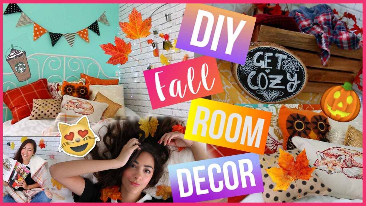 Free Cute Fall Wallpapers Easy Amp Cute Diy Fall Room Decor ♡ Make Your Room Cozy For
