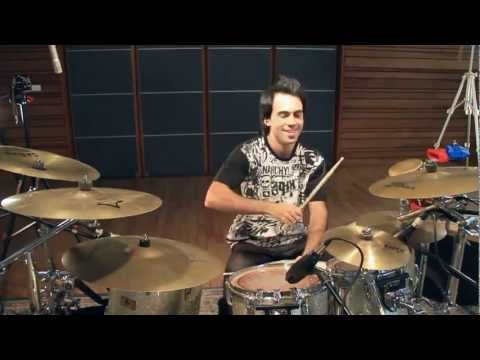 Clavado en un Bar - Mana - Drum Cover - Fede Rabaquino