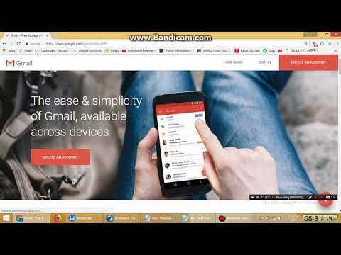 How to create unlimited gmail accounts with free USA virtual phone numbers 8 MARCH 2018