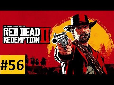 Полная Жесть! - Red Dead Redemption 2 (прохождение RDR2, 2018) #56