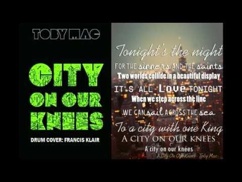 CITY ON OUR KNEES [TOBYMAC] COVER - ALESIS NITRO MESH KIT