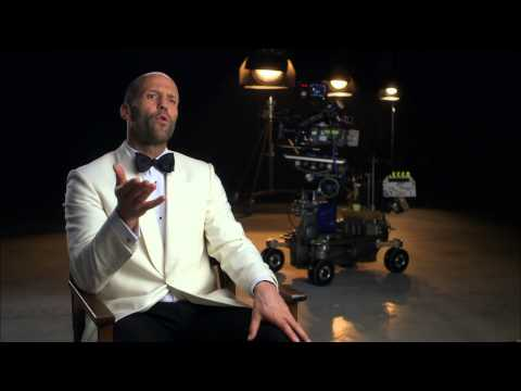 "Spy: Jason Statham ""Rick Ford"" Behind the Scenes Movie Interview"