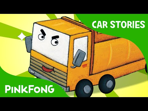 Tippie, The Dump Truck | Car Stories | PINKFONG Story Time For Children