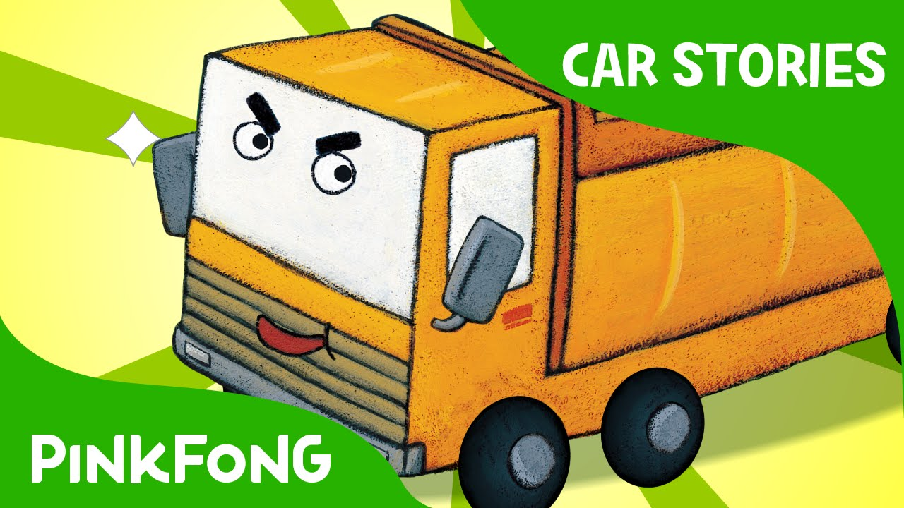 Tippie The Dump Truck Car Stories Pinkfong Story Time For
