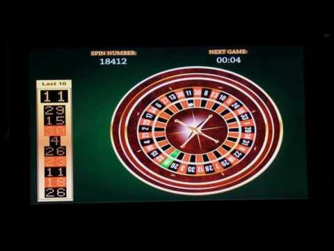 roulette lottery printer scanner by lottam.com