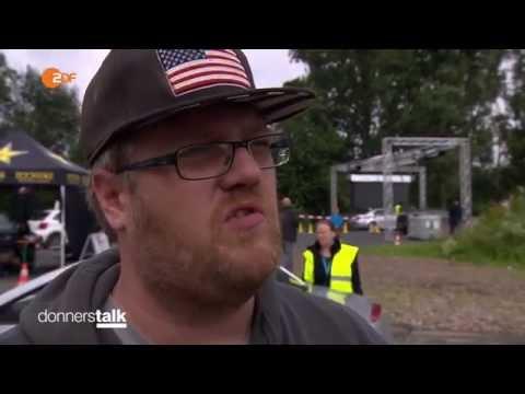 Kampfzone Innenstadt - Wer stoppt die illegalen Raser? - Tödliche Auto-Rennen - ZDF donnerstalk