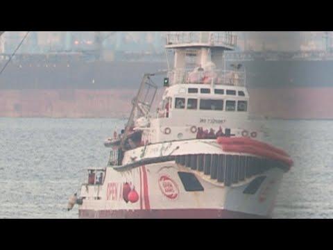 El Open Arms llega al puerto de San Roque con más de 300 inmigrantes