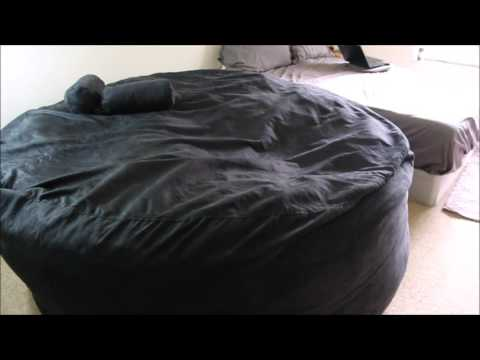 Chill Bag - Bean Bags 8-Feet Bean Bag - Chill Bag - Bean Bags 8-Feet Bean Bag - YouTube