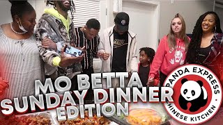 MO BETTA SUNDAYS IS BACK! *I MADE PANDA EXPRESS! DID I NAIL IT?*