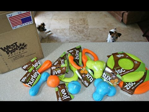 West Paw Design ZOGOflex Dog Toys