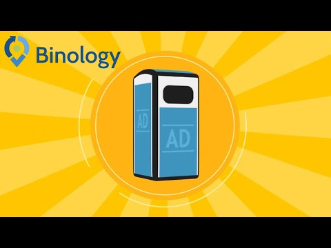 Smart City Bin Binology | IoT technology for efficient urban Waste Management (WM) | Smart city |
