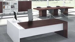 CEO Office Furniture Luxury Office Table Executive Desk