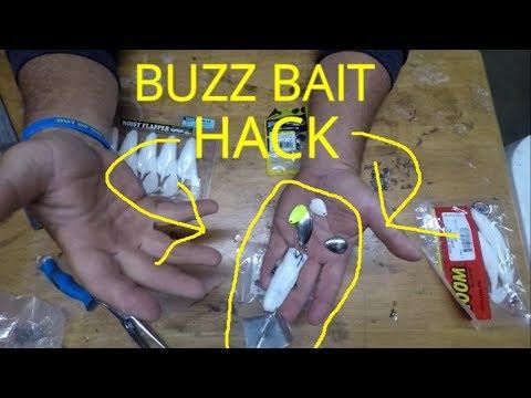 Buzz Bait Hack!!!