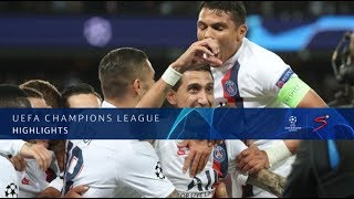 UEFA Champions League | PSG v Real Madrid | Highlights