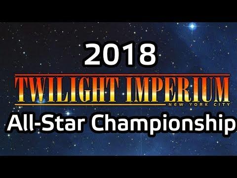 Twilight Imperium 4 NYC 2018 championship