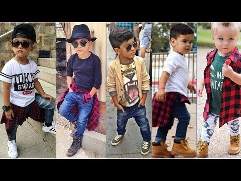 ff101dc8b859 Swag Fashion Ideas For Little Boys 2018 - YouTube
