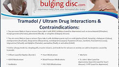 Tramadol / Ultram - Side Effects, Drug Interactions, And Natural Anti Inflammatory Alternatives