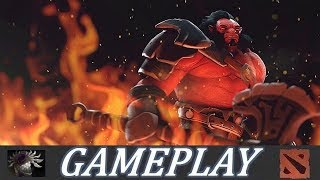 PLAYING WITH OUR PEOPLE! | Axe Ranked Gameplay Dota 2