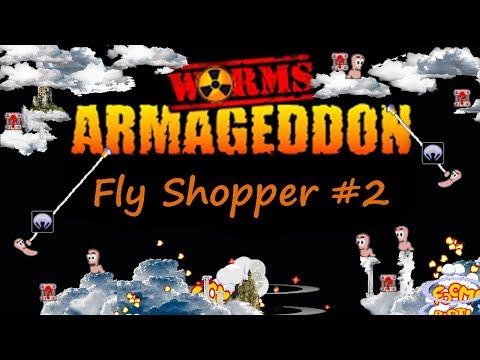 Worms: Armageddon - Fly Shopper [#2]