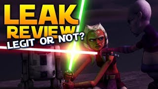 LEAK REVIEW: Known Leaker Is Back (Some_Info), Hero Hints, Geonosis Details & More - Battlefront 2