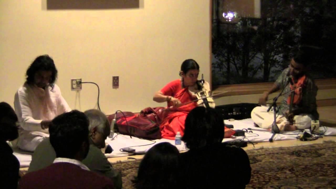 A. Kanyakumari - Endaro Mahanubhavulu - Yale University 2011