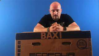 видео Котёл газовый настенный Baxi ECOfour 1.24F