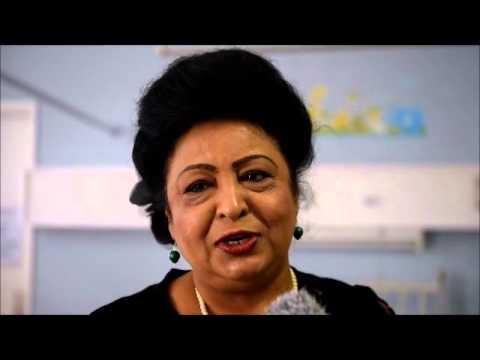 Assistant Minister for Health Veena Bhatnagar
