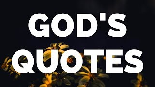 God's plans for your life... / Christian quotes #God #quote #christian God's Quotes