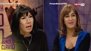 Tonight with Arnold Clavio: Kumusta na ang kalusugan nina Boobay at Tetay?