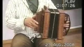 The Green Gouned Lass Reel joué par Gilles POUTOUX