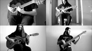 In Flames Acoustic Medley Full Cover HD