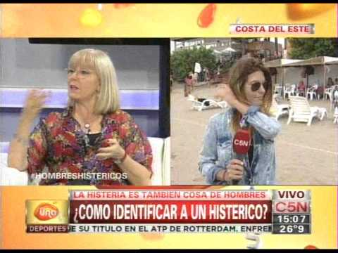 C5N - DE UNA: LA HISTERIA TAMBIEN ES COSAS DE HOMBRES