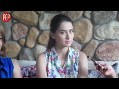 Why Marian Rivera gives Dingdong Dantes this kind of stare - 동영상