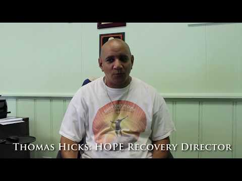 Strip Away the Mask: Thomas Hicks' Story of Recovery
