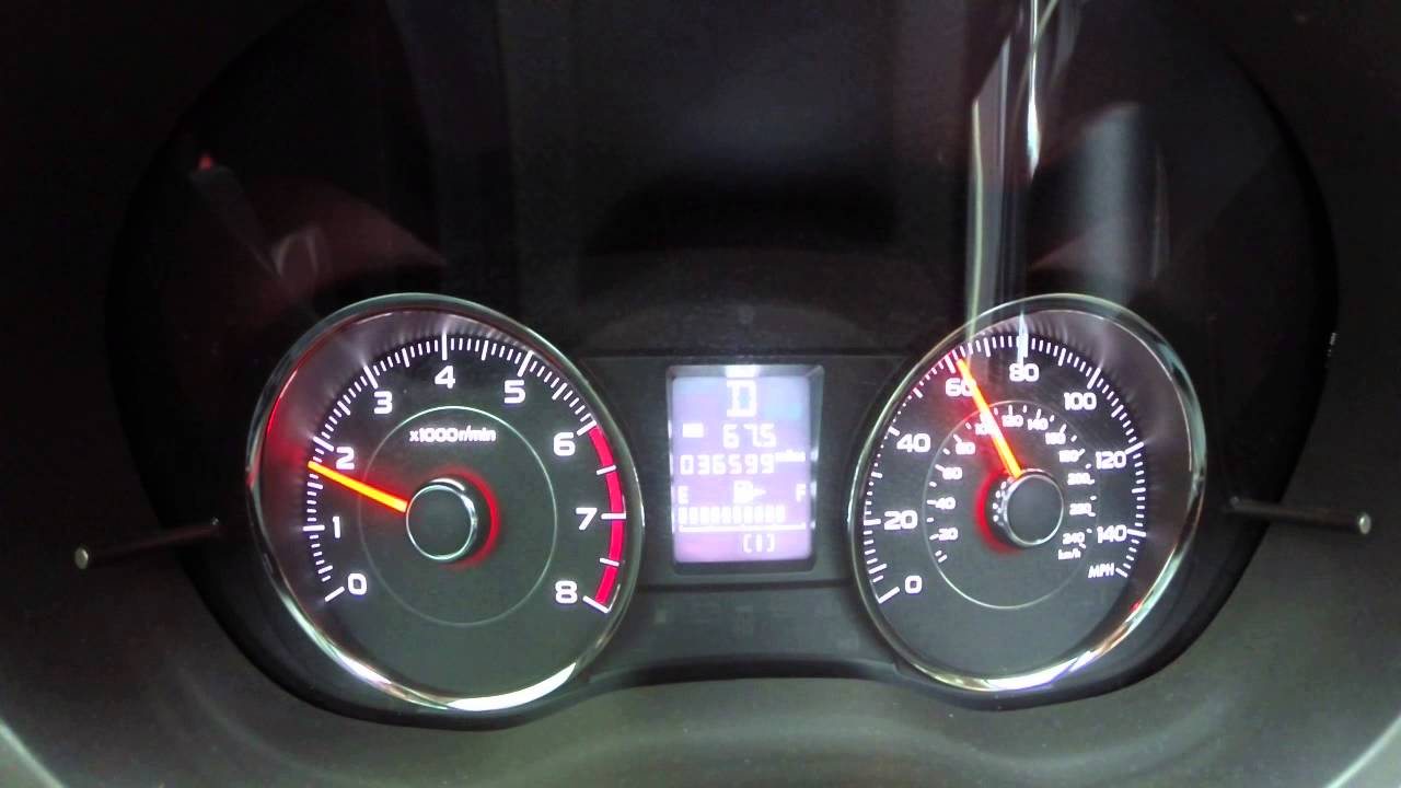 2015 subaru forester xt surging on uphill acceleration 2