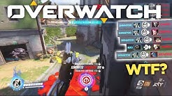 Overwatch MOST VIEWED Twitch Clips of The Week! #72